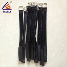 <span class=keywords><strong>100</strong></span> Pack Ikatan Kabel <span class=keywords><strong>Kait</strong></span> dan Loop Reusable Ikat Kabel Hitam Tali Nilon