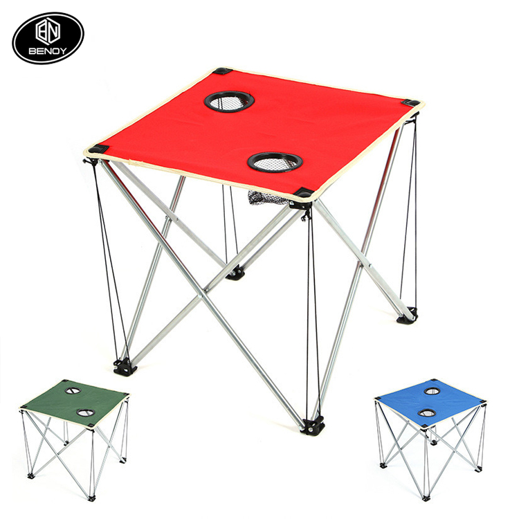 Amazon Ultralight Outdoor Durable Camping Oxford Cloth Folding Table