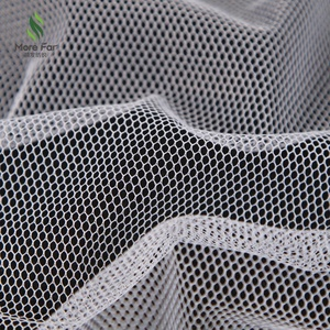Mosquito Proof Chair Recycled Pet Double Mesh Fabric Fabric Netting Stretch Mesh For Mosquito Net