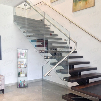 Low Cost Straight Staircase DIY Design