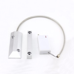 315MHz Fixed Code Wireless Rolling Shutter Door Sensor magnetic switch sensor KL361-J