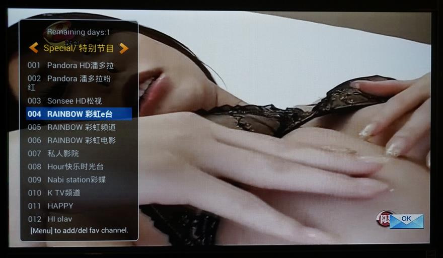 streaming tv sex free