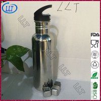 Eco-Friendly Wide Mouth Bottle stainless steel bottle cooking kit