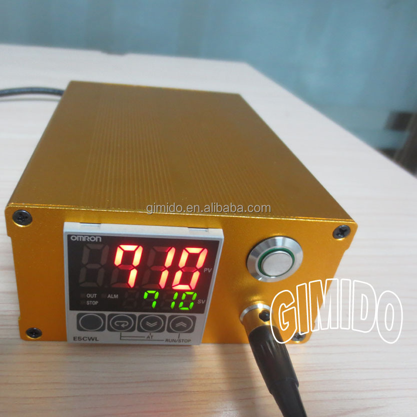 120V &240V Enail Coil Heater With Temperature Control Box, View Enail Coil  Heater Control Box, GIMIDO Product Details from Gimido Technology Limited