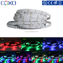 Good Quality SMD 3528 60leds/m Color Changing RGB Soft Led Strip