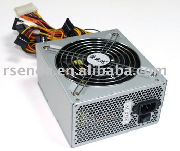 450W ATX SWITCHING POWER SUPPLY, View POWER SUPPLY, R-SENDA/OEM ...