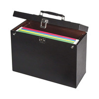new products plastic felt file stand cabinet hanging folder box