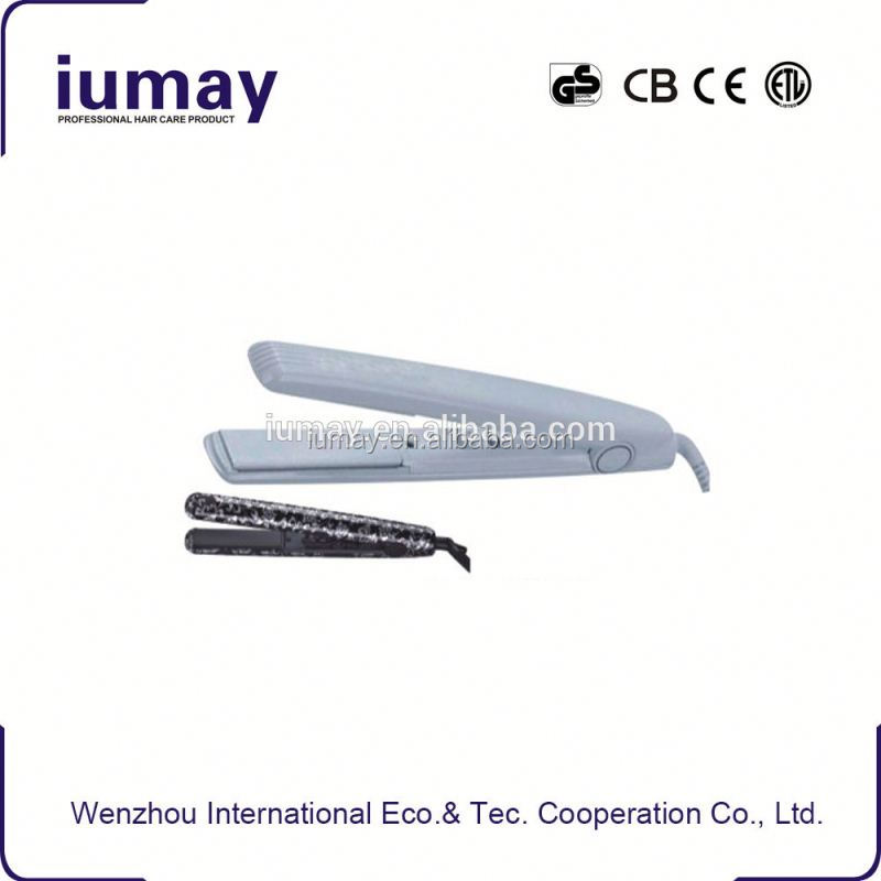 steam keratin hair straightener with professional high quality