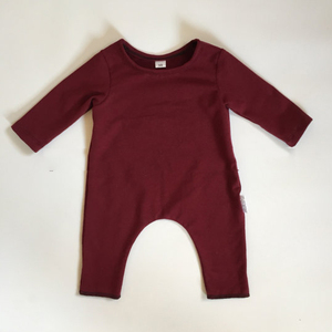 Knitted Cotton Rompers For Unisex Babies Plain Colour Casual Toddler Wear Sleeping Playsuits