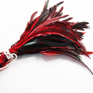 Synthetic Natural Rooster Tail Feathers for Sale
