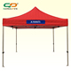 Digital full colour printing family gathering quick folding outdoor 10x10 gazebo tent for sale