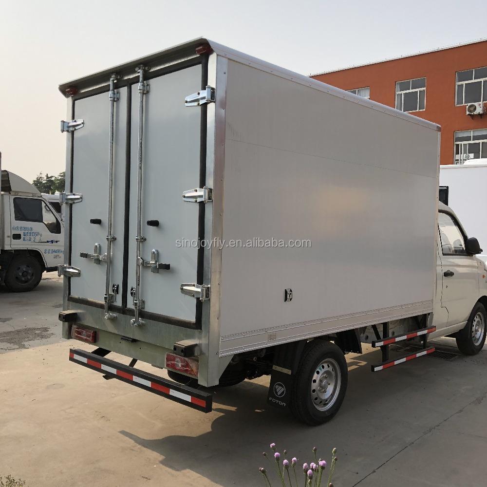 5f93337d92 Frp Sandwich Pu Insulated Truck Body Cooler Van Body - Buy Insulated ...