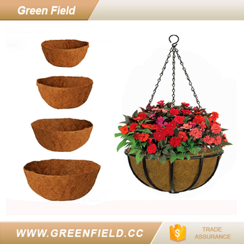 Replacement Artificial Coco Liner Hanging Basket