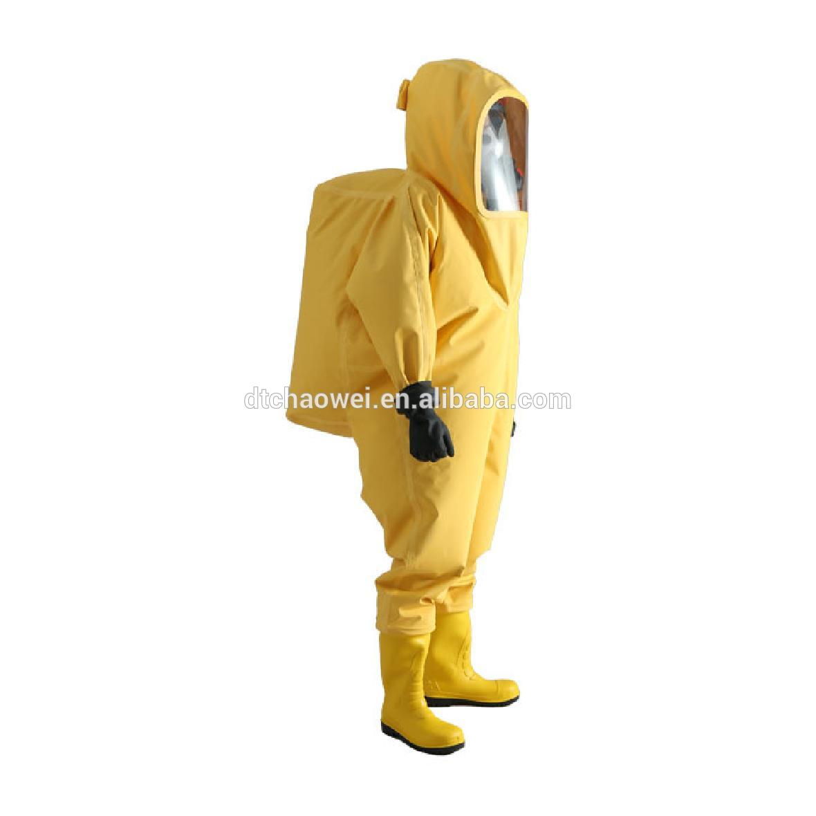 Gas Tight Chemical Hazmat Suit Buy Hazmat Suit Chemical Hazmat Suit Gas Tight Hazmat Suit Product On Alibaba Com