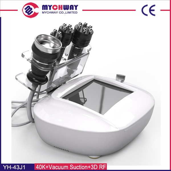 40Khz Ultrasonic RF Cavitation Machine Vacuum Suction 3D RF radio frequency face lift Whole Body Slimming Shaping