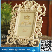 Luxurious square shape photo frame picture frame supplies