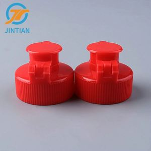 Industrial smooth fine quality half cap cleaning plastic pump spray caps head pump mist sprayer