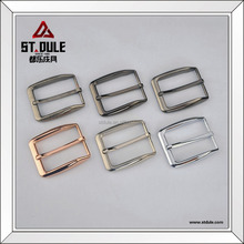 High quality metal pin belt buckle in zinc alloy classic deisgn
