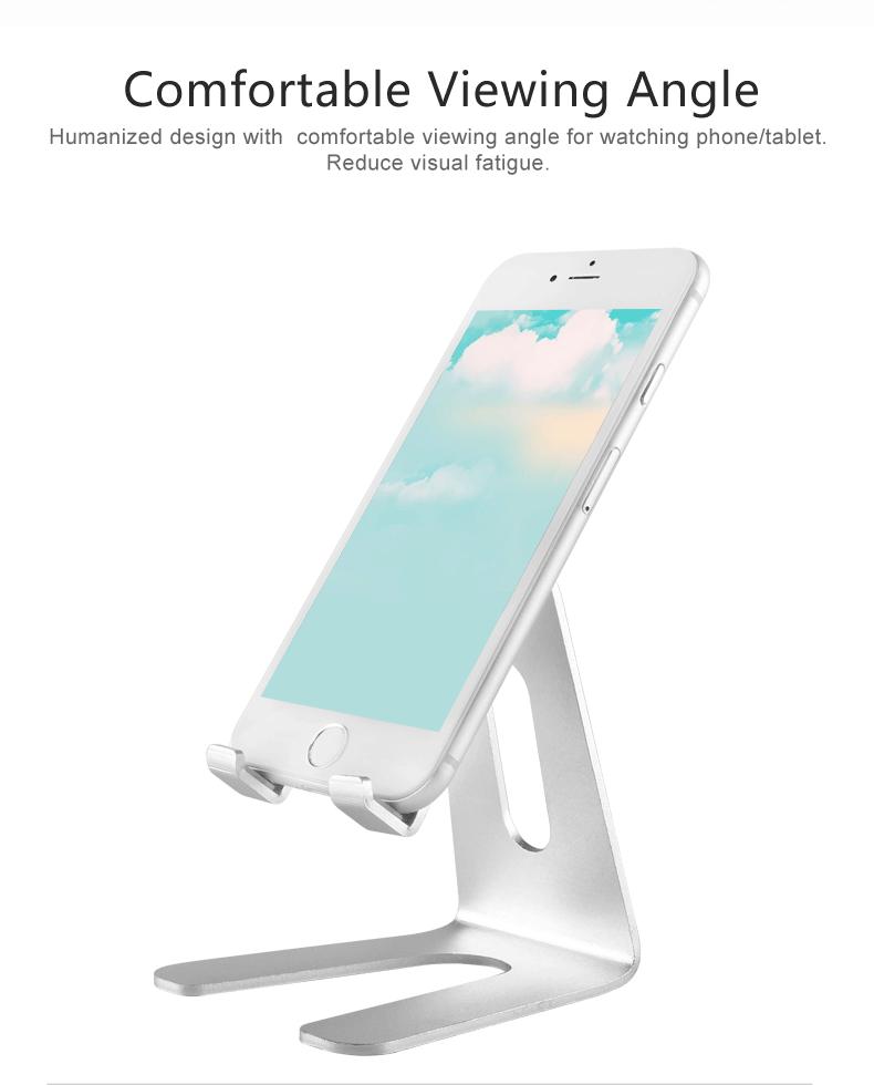 Аксессуары для телефона новейший держатель для мобильного телефона из алюминиевого сплава