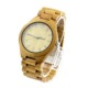 2018 new Perfect Japan Movt Carbonized bamboo Wood Watches Man Wrist Watch