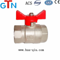 female brass ball valve picture