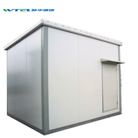 outdoor industrial BTS mobile PU telecom shelter