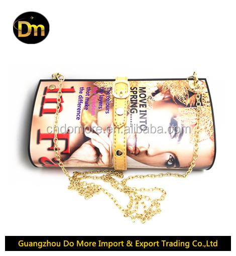 Дизайн для журнала для девочек