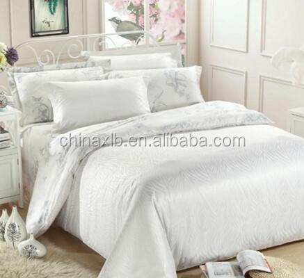100% Bamboo Fiber Luxury Bedding Set / Bed Sheet / Bed Cover