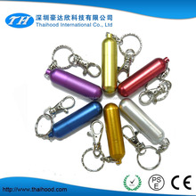Metal Capsule USB Flash Drive 8GB, Keychain USB 2.0 Flash Pen Drive, 8GB Gift Flash Memory Pendrive USB Disk 8GB USB