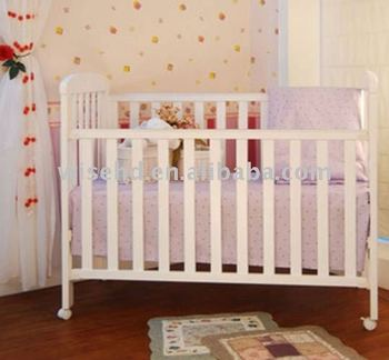 Wooden Baby Furniture Sets/bedroom Play Bed / Baby Single Crib W-bb-74 -  Buy Furniture Bedroom Sets Round Bed,Baby Play Yard Bed,Modern Baby Cribs  ...