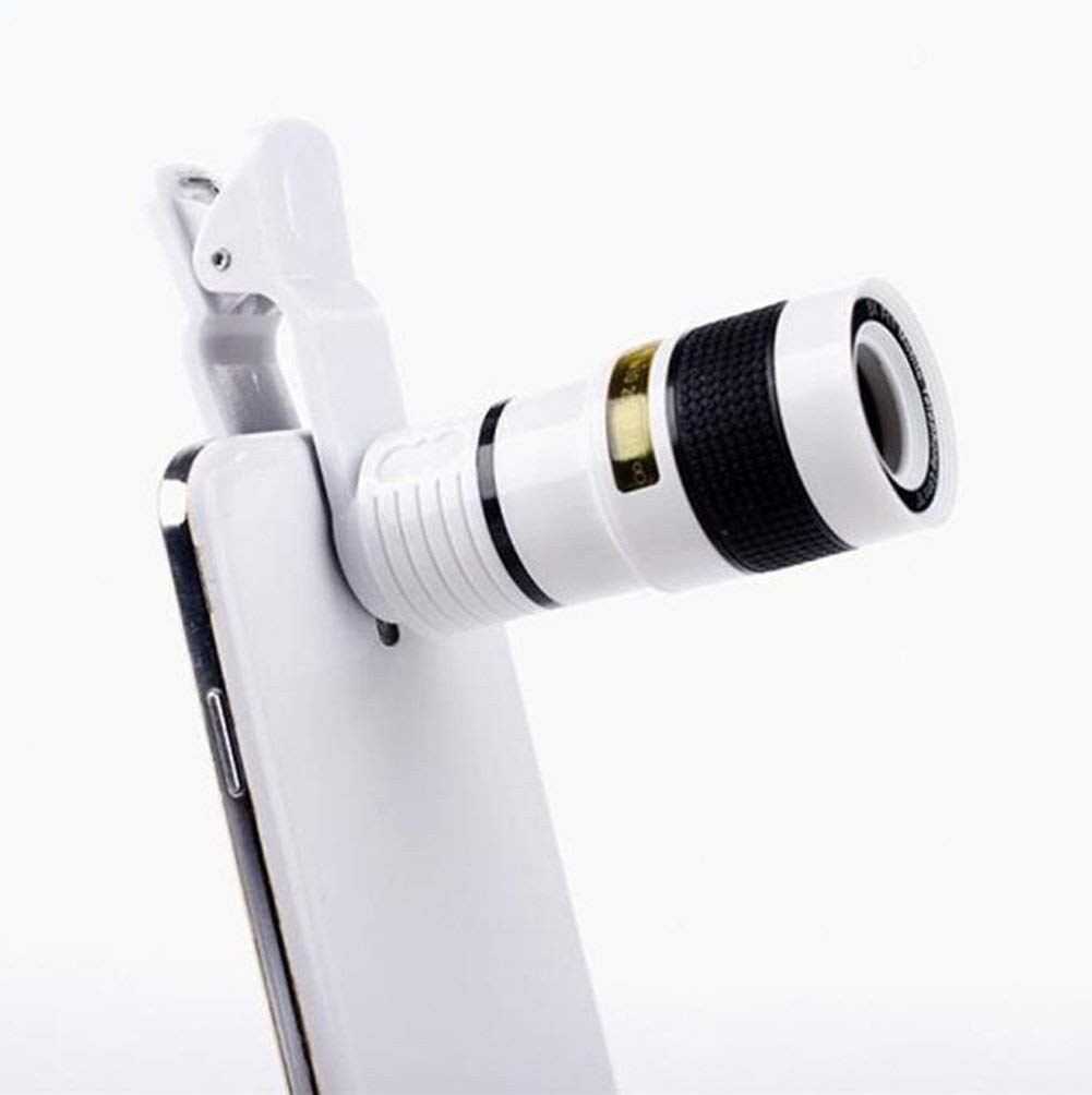 8c1a79d607aaf9 Fish eye Lens, Universal 8 times telephoto lens, high definition  photography Mobile Phone Camera