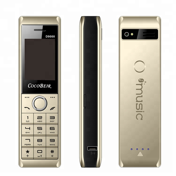 CocoBeir D9000 big battery 28800mAh mobile phone 2.4 inch dual sim GSM dual bands with big speaker & power bank function