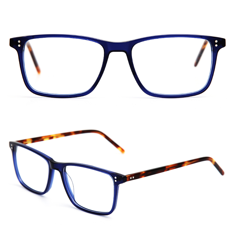 SRA198 china supplier leopard print acetate optical men spectacle frames, Pic or customized