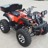cheap shaft transmission 250CC 4x4 adults ATV for sale