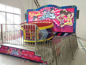 Musical Park ride Disco Tagada for kids and adult LT-4017A