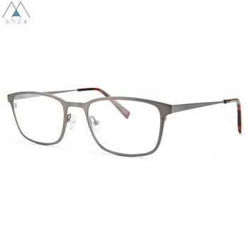 High Quality B Titanium Board Optical Eyeglass Frame Amt8412 - Buy ...