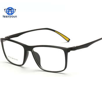 2017 Clear Lens Glasses Men Plastic Titanium Eyeglass Frames Pilot ...