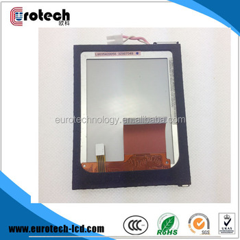"3.5"" inch LCD screen with touch screen for Symbol PPT8146"