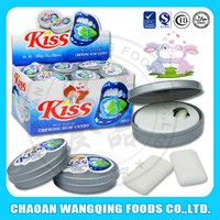 Tablet bubble gum chewing gum manufacturer