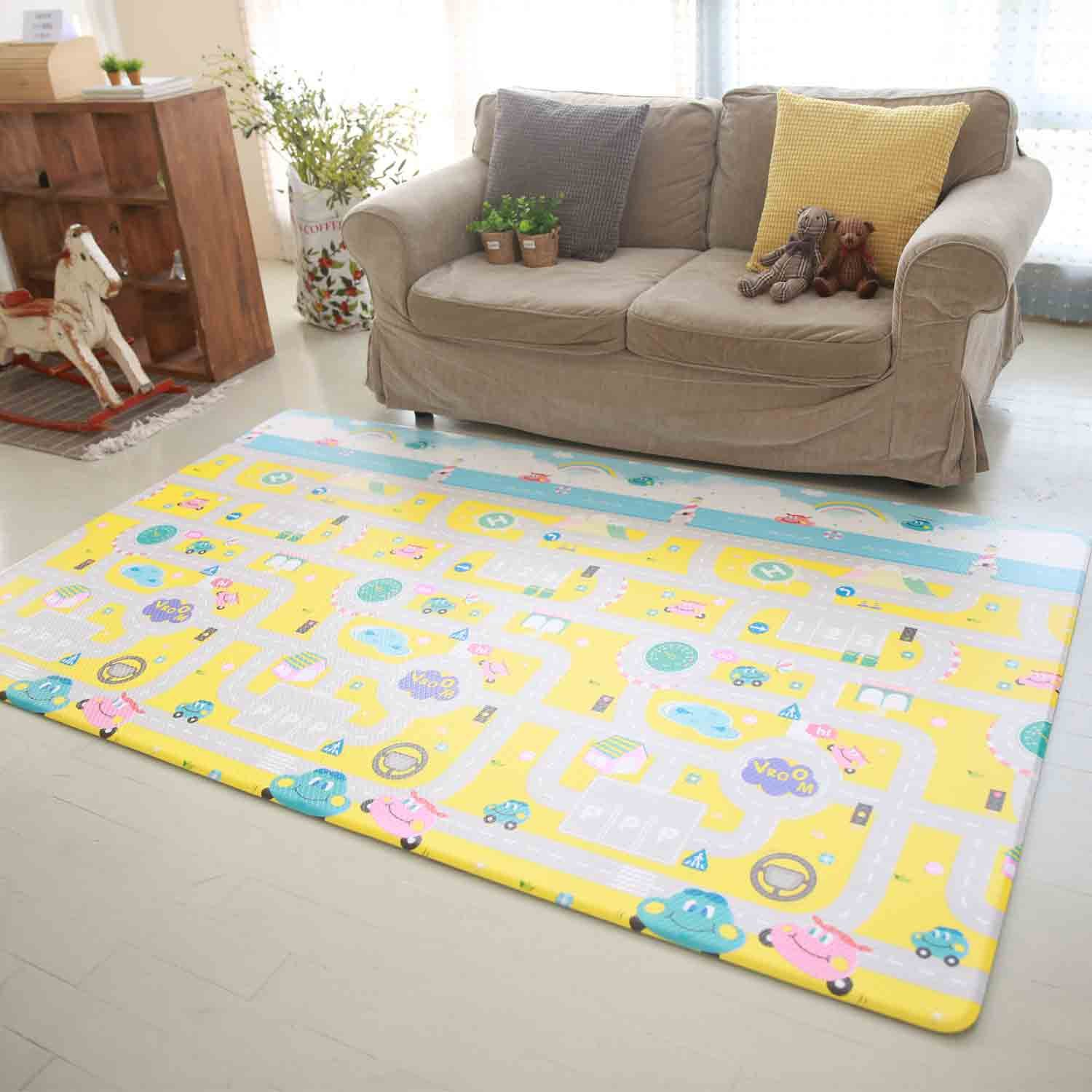 Get Quotations Baby Play Mat Cushion Stylish Floor Foam For Children Soft Gym Kids