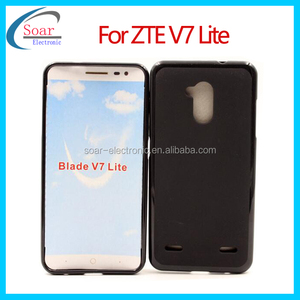 cheap for discount 5b224 08032 Pudding tpu back cover case for ZTE Blade v7 lite