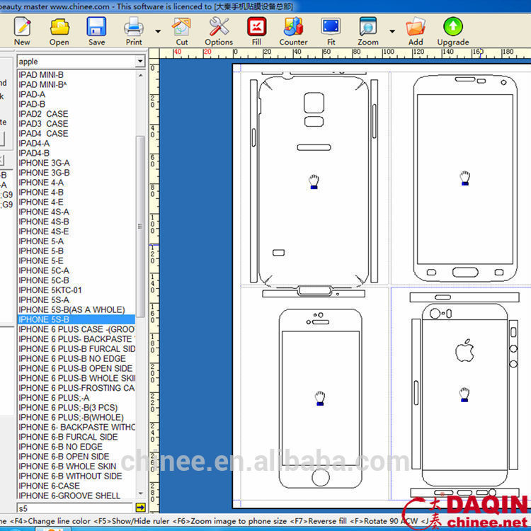 Daqin Diy Custom Skin Cell Phone Design Software For Any Mobile Templates Buy Cell Phone Design Software Skin Cell Phone Design Software Diy Custom Skin Cell Phone Design Software Product On Alibaba Com