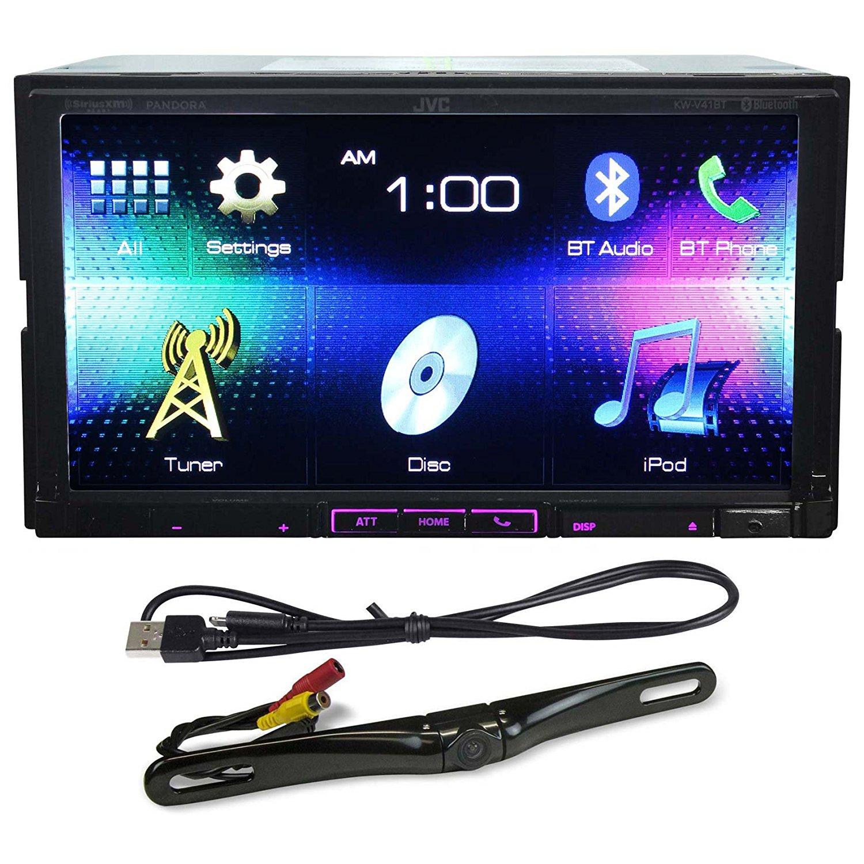 JVC KS-U62 Lightning iPod  to USB Cable For KW-V50BT and KW-V30BT