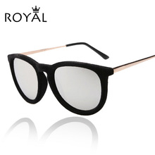 New 2014 Spring Unique Round Sunglasses Women Velvet sunglasses Vintage Keyhole Glasses Oculos De Sol Retro Sun glass SS067