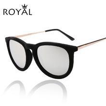 New 2014 Spring Unique Round Sunglasses Women Velvet sunglasses Vintage Keyhole Glasses Oculos De Sol Retro Sun glass SS067
