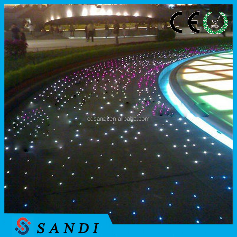 Sandi Led 18w Multi-colored Fibre Optic Diy Ceiling Kit Light ...