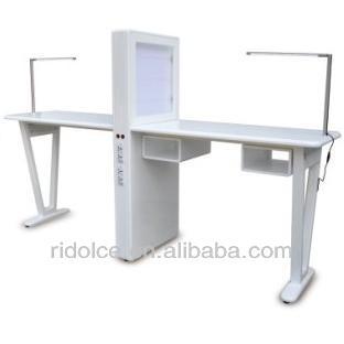 Manicure Nail Table Used Salon Furniture Technician Tables Tkn D105