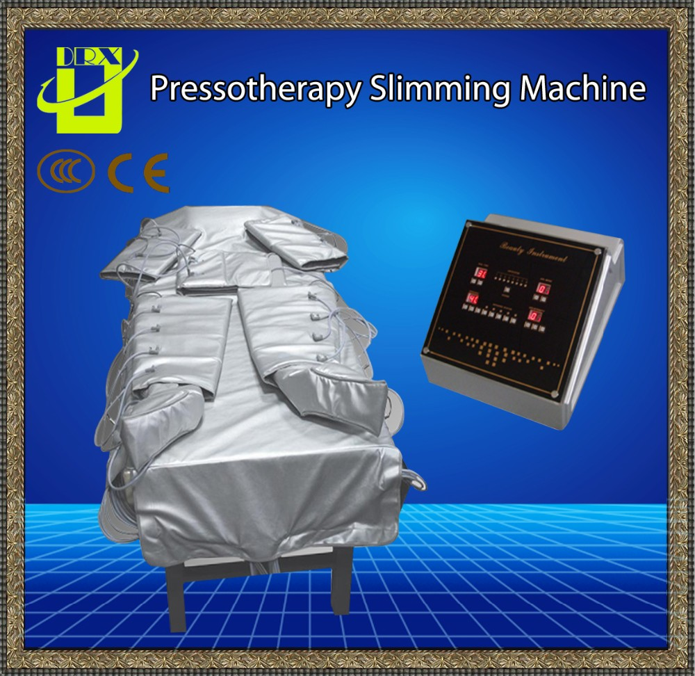 Pressotherapy Lymphatic Drainage Fat Remove Slim Machine Air ...