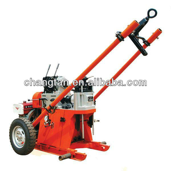 GY-100 mountain light weight drilling rig