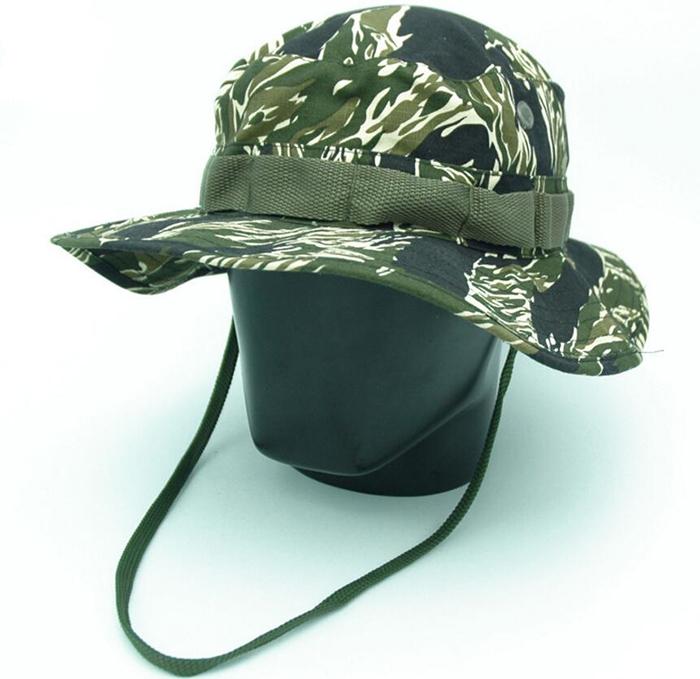 0b691d0a Custom Blank Camouflage Bucket Hats Sunhat Fishing Hat - Buy ...